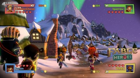 Fable Heroes Articulos Ultimagame