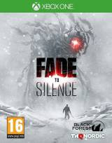 Fade to Silence ONE