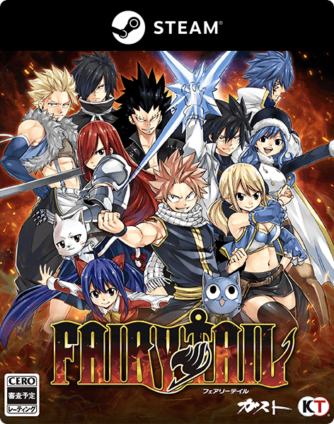 Fairy Tail RPG
