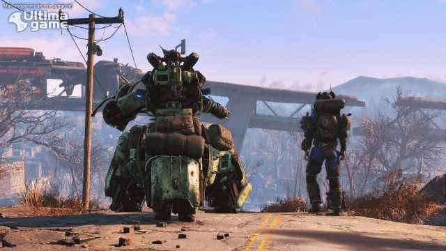 Si Fallout 4 te parecía bonito, espera a ver las mejoras que Bethesda tiene previstas