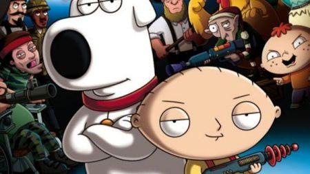 Stewie y Bryan siembran el terror en 3 universos paralelos