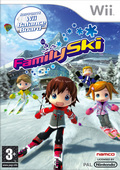 Family Ski 2 WII