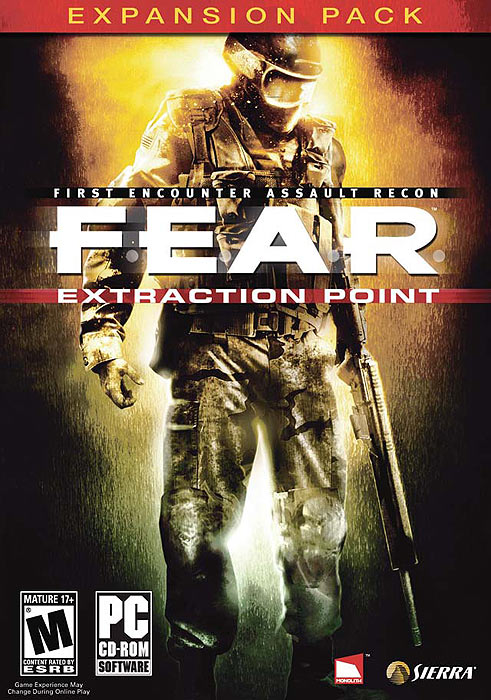 FEAR Expansión: Extraction Point