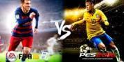 PES 2016 Vs FIFA 2016. La Comparativa Definitva