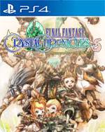 Final Fantasy Crystal Chronicles Remastered Edition PS4