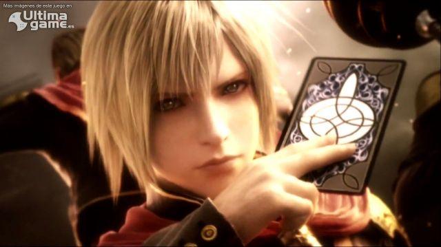 Ace, el héroe de Final Fantasy Type-0 imagen 2