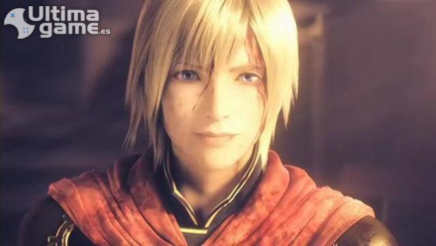 Ace, el héroe de Final Fantasy Type-0 imagen 3