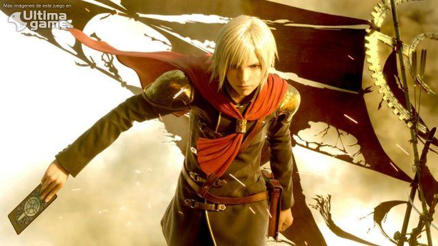 Ace, el héroe de Final Fantasy Type-0 imagen 4