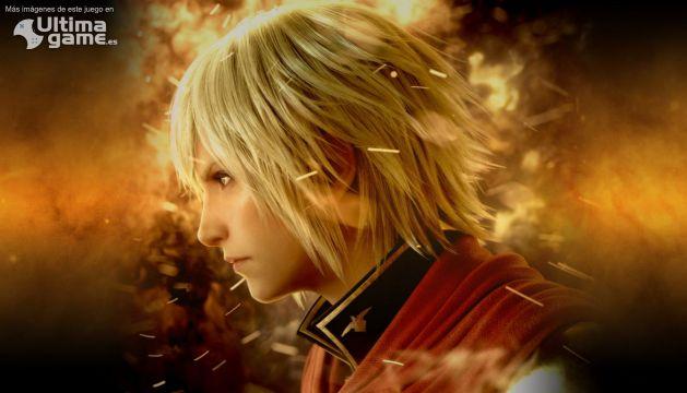 Ace, el héroe de Final Fantasy Type-0 imagen 6