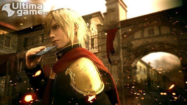 Ace, el héroe de Final Fantasy Type-0 imagen 7