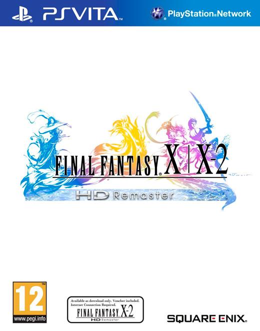 Portada de Final Fantasy X/X-2 Remaster