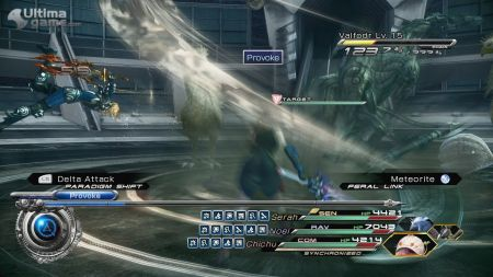Así es Final Fantasy XIII-2 en PC