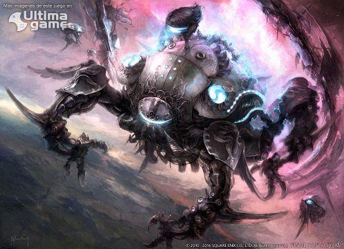 Nobuo Uematsu compone el tema principal del juego