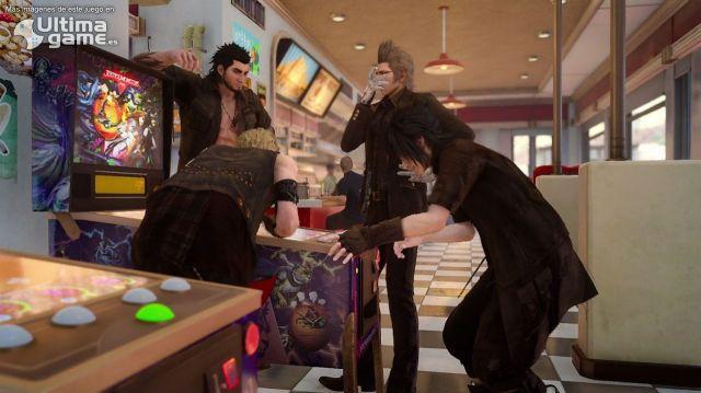 10 puntos negros que ensombrecen Final Fantasy XV imagen 5