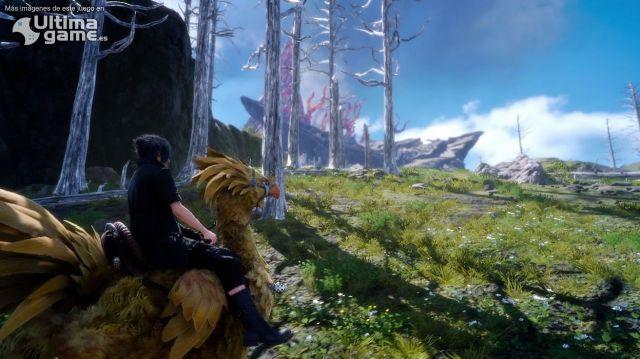 10 puntos negros que ensombrecen Final Fantasy XV imagen 2