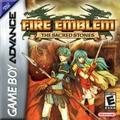 Fire Emblem : The Sacred Stones GBA
