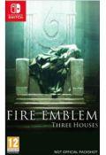 Fire Emblem: Three Houses portada