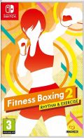 Fitness Boxing 2: Rhythm & Exercise portada