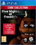 portada Five Nights at Freddy's: Core Collection PlayStation 4