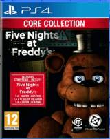 Five Nights at Freddy's: Core Collection PS4