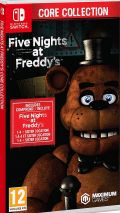 portada Five Nights at Freddy's: Core Collection Nintendo Switch
