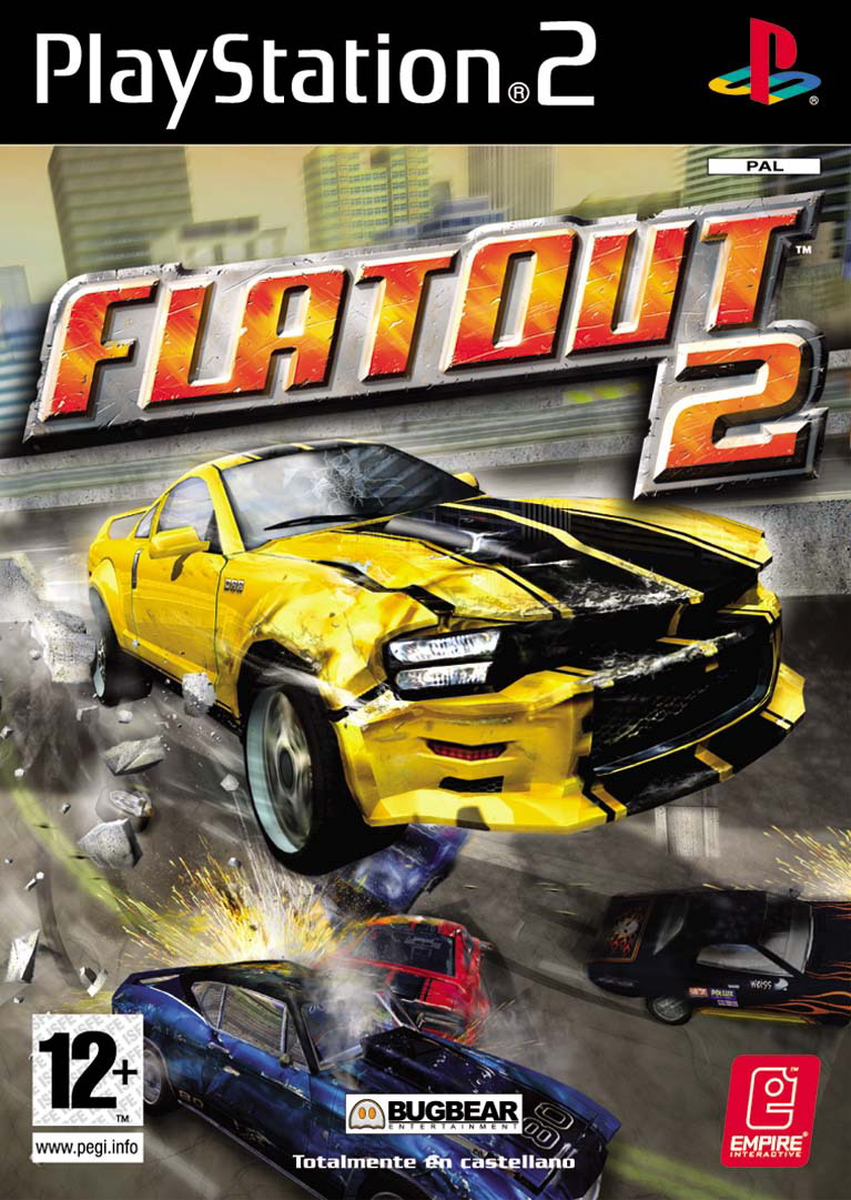 Flatout 2 Ps2 Ultimagame