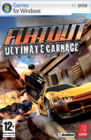 Flatout - Ultimate Carnage