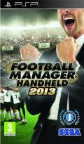 Football Manager Handheld 2013 PSP