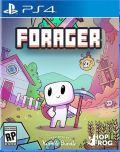 portada FORAGER PlayStation 4