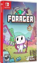 portada FORAGER Nintendo Switch