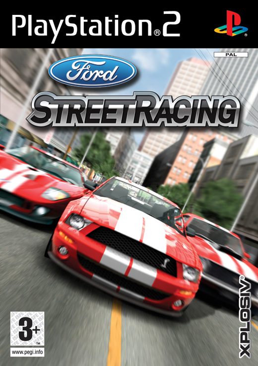 Ford Street Racing
