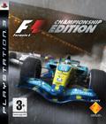 Danos tu opinión sobre Formula One Championship Edition