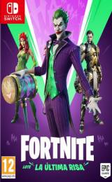 Fortnite: La Utima Risa SWITCH