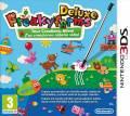Freakyforms Deluxe: ¡Tus creaciones cobran vida! 3DS