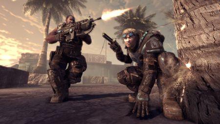 Gears of War 3 - Un anuncio en el Live americano confirma el lanzamiento en Abril de 2011