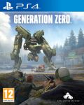 portada Generation Zero PlayStation 4