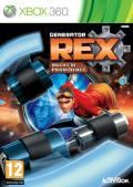 Generator Rex: Agent of Providence XBOX 360