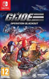 G.I. Joe: Operation Blackout SWITCH