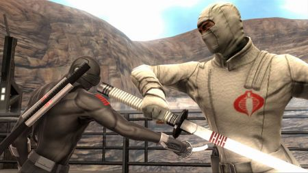 G.I. Joe - Rise of Cobra... ¡¡Abraza el lado oscuro!!