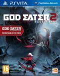 God Eater 2 Rage Burst PS VITA