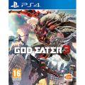 portada God Eater 3 PlayStation 4