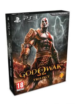God of War y God of War II camino de PS Vita con God of War Collection