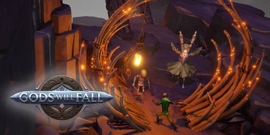 Noticia Gods Will Fall PC, PS4, XOne, Switch, Stadia
