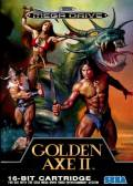 Golden Axe II MD