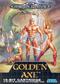 Golden Axe portada