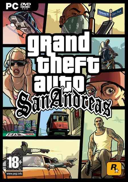 Grand Theft Auto San Andreas Comprar Nuevo Y Segunda Mano Ultimagame