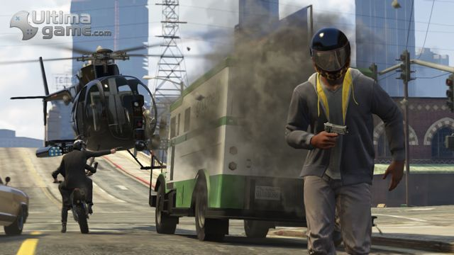 Grand Theft Auto V Articulos Ultimagame
