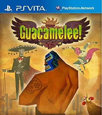 Portada de Guacamelee!