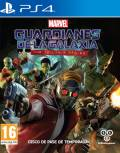 Guardianes de la Galaxia de Marvel: Una serie de Telltale PS4
