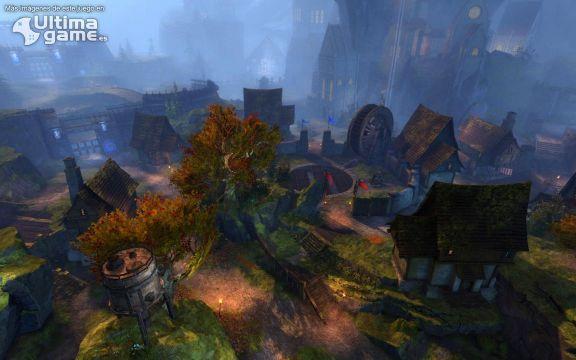 Todas novedades de la Expansión de Invierno de Guild Wars 2: Heart of Thorns